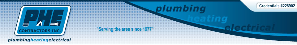 PHE Contractors, Inc. - Serving the Area Since 1977